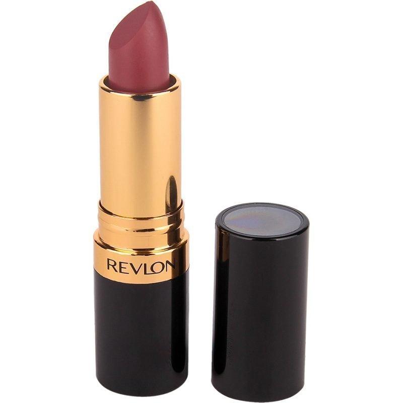 Revlon Super Lustrous Matte Lipstick 015 Seductive Sienna 4