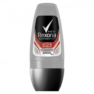 Rexona Active Shield Men Roll-On Deodorantti 50 Ml