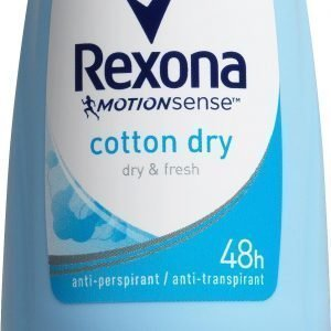 Rexona Cotton 50 Ml Roll-On Antiperspirantti