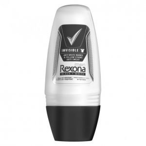Rexona Invisible Black & White Deo Roll-On 50 Ml