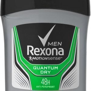 Rexona Men Quantum 50 Ml Antiperspirantti Stick