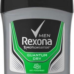 Rexona Men Quantum 50 Ml Antiperspirantti Stick