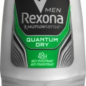 Rexona Men Quantum 50 Ml Roll-On Antiperspirantti