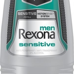 Rexona Men Sensitive 50 Ml Roll-On Antiperspirantti