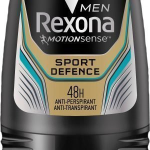 Rexona Men Sport Defence 50 Ml Roll-On Antiperspirantti