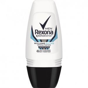 Rexona Williams Roll-On Deodorantti 50 Ml