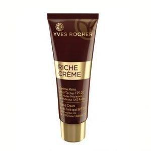 Riche Crème 30 arvokasta öljyä Käsivoide