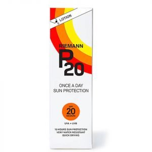 Riemann P20 Once A Day Sun Protection Lotion Spf20 100 Ml