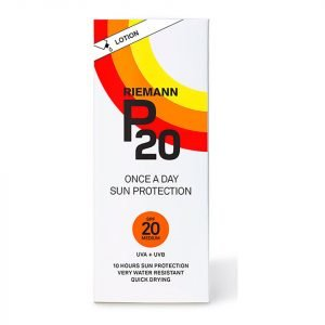 Riemann P20 Once A Day Sun Protection Lotion Spf20 200 Ml