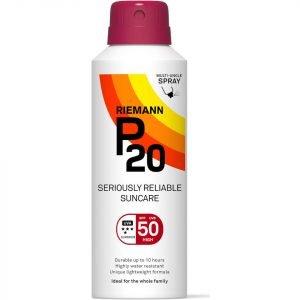 Riemann P20 Sun Protection Continuous Spray Spf50 150 Ml