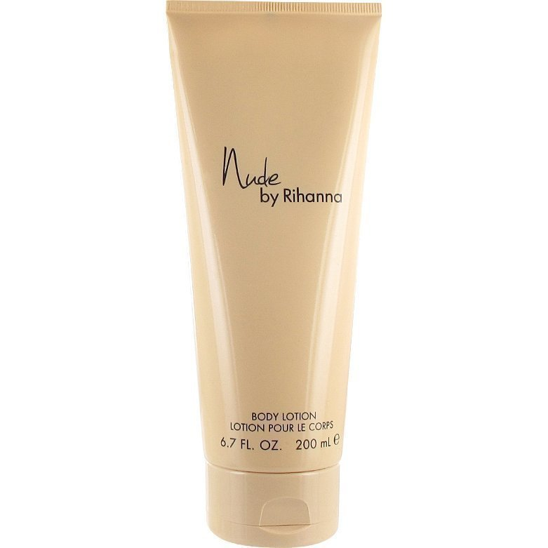 Rihanna Nude Body Lotion Body Lotion 200ml