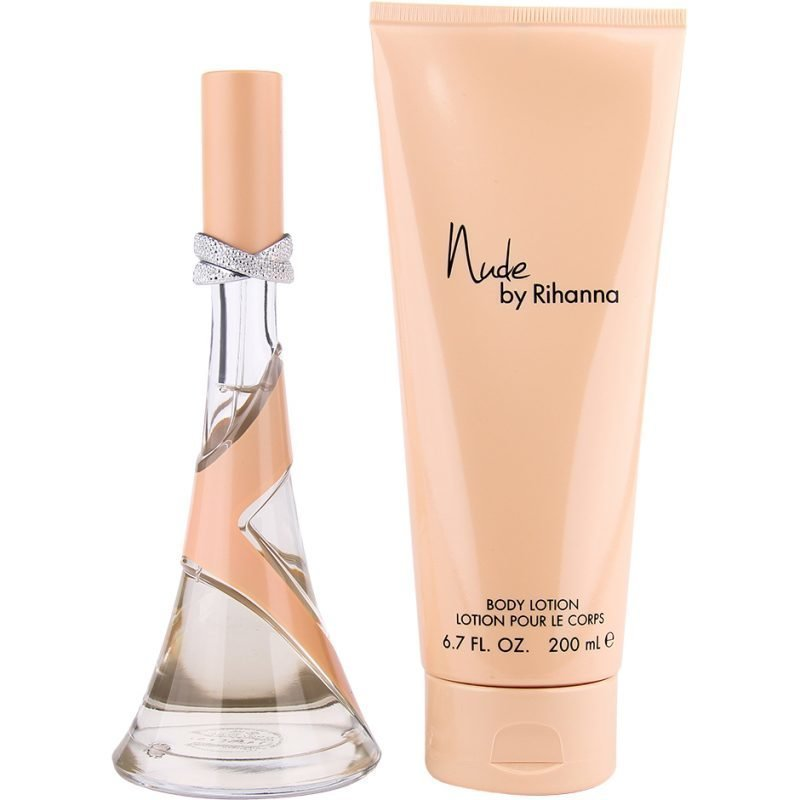 Rihanna Nude Duo EdP 50ml Body Lotion 200ml
