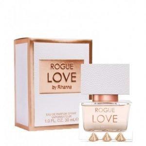 Rihanna Perfume Rouge Love Edp 30ml Tuoksu