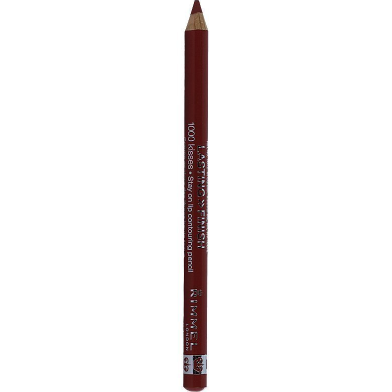 Rimmel 1000 Kisses Stay On Lip Pencil 011 Spice 1