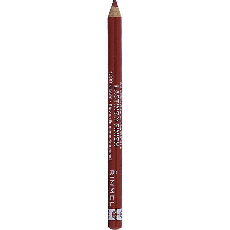 Rimmel 1000 Kisses Stay On Lip Pencil 014 Wild Clover 1