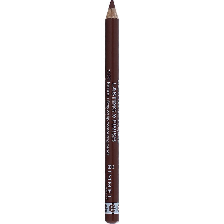Rimmel 1000 Kisses Stay On Lip Pencil 047 Capuccino 1