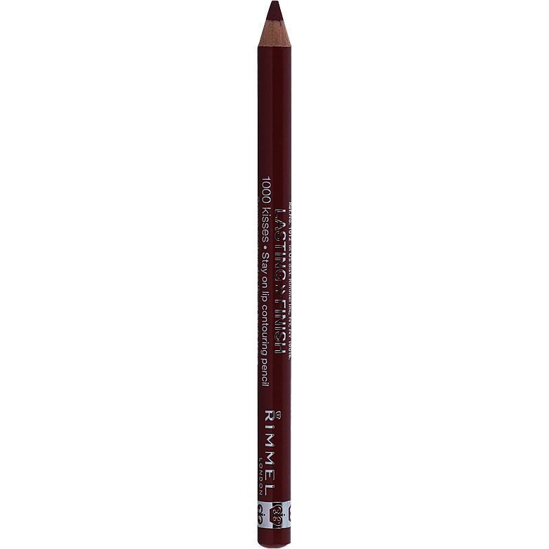 Rimmel 1000 Kisses Stay On Lip Pencil 061 Wine 1