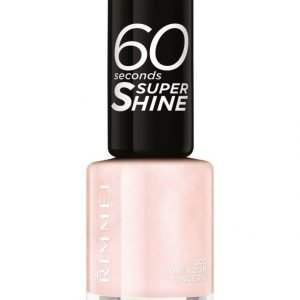 Rimmel 60 Seconds Super Shine Kynsilakka Lose Your Lingerie