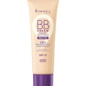Rimmel Bb Cream Matte Bb Voide 30 ml Light