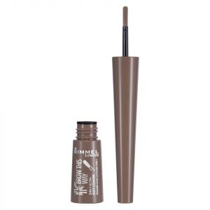 Rimmel Brow Shake Filling Powder 2.5g Various Shades Blonde