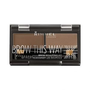 Rimmel Brow This Way Eyebrow Sculpting Kulmavärisetti