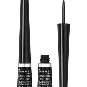 Rimmel Exaggerate Liquid Eyeliner Nestemäinen Silmänrajauskynä