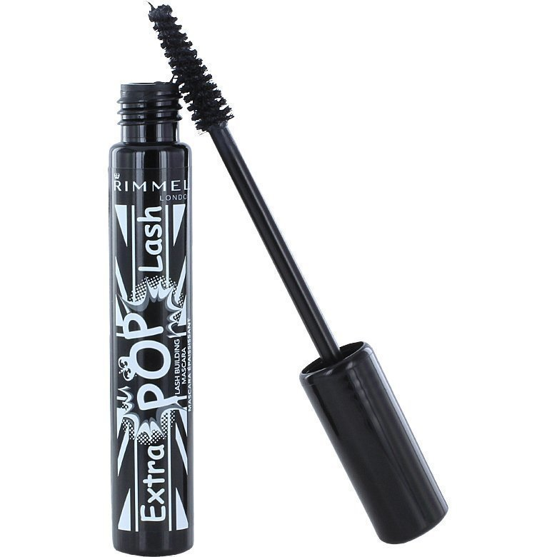Rimmel Extra POP Lash Mascara Black 8ml