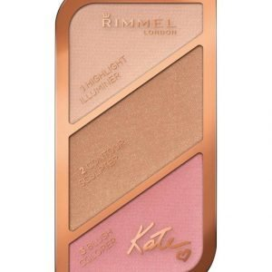 Rimmel Face Sculpting Palette By Kate Korostuspaletti