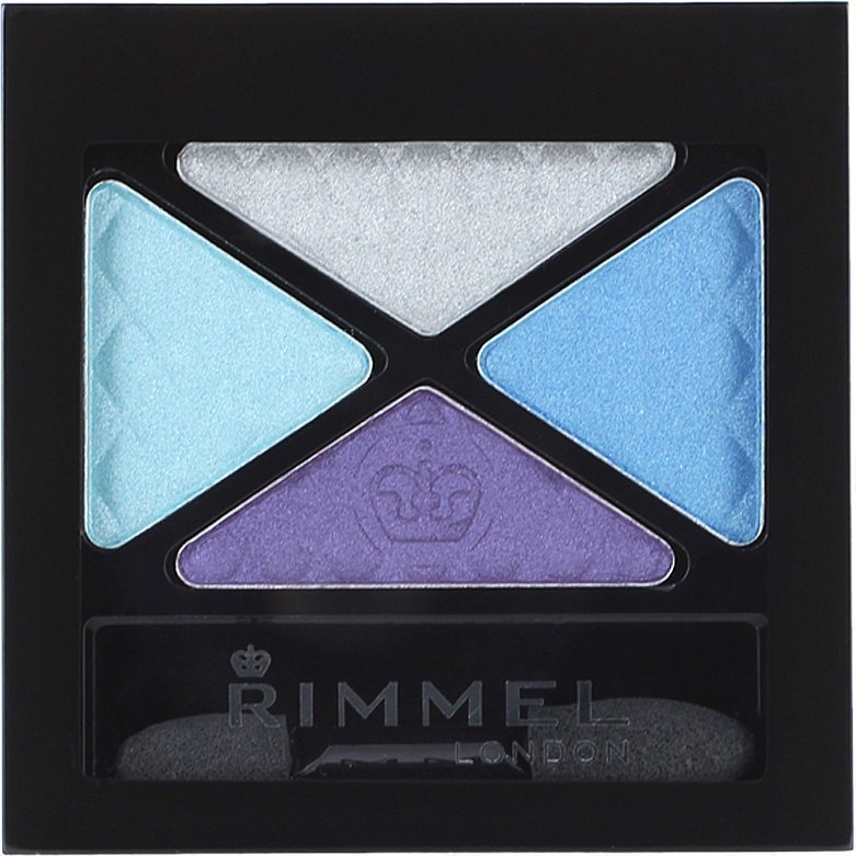 Rimmel Glam Eyes Quad Eyeshadow 021 State Of Grace 4