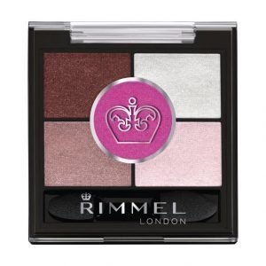 Rimmel Glam'eyes Hd 5 Pan Luomiväripaletti