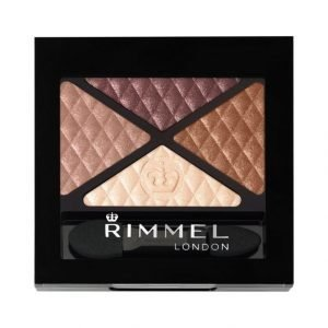 Rimmel Glam'eyes Quad Luomiväripaletti