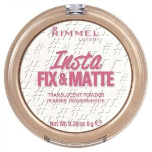 Rimmel Insta Fix & Matte Powder Translucent