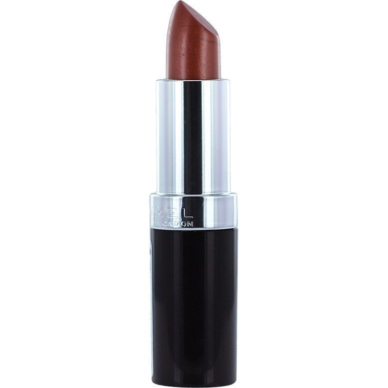 Rimmel Lasting Finish Lipstick 242 Fudge Brownie 4g