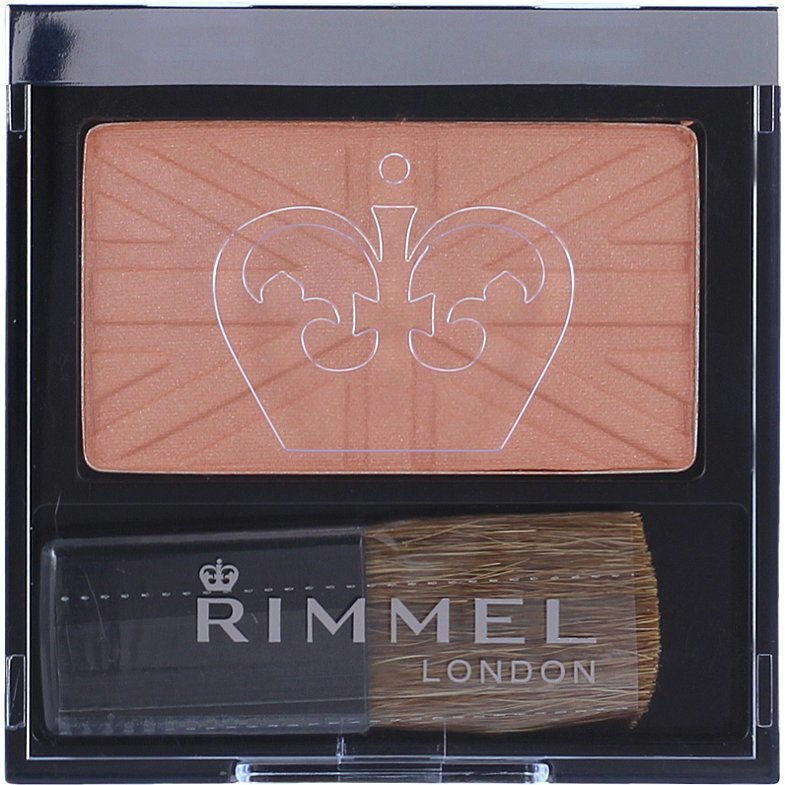 Rimmel Lasting Finish Soft Colour Blush 190 Coral 4