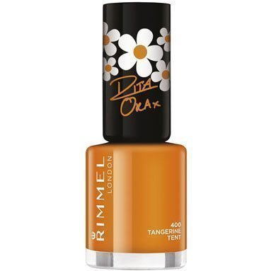 Rimmel London 60 Seconds Super Shine Tangerine Tent