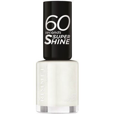Rimmel London 60 Seconds Super Shine With Hot Love
