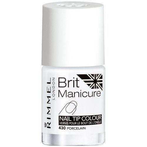 Rimmel London Brit Manicure Nail Colour 430 Porcelain