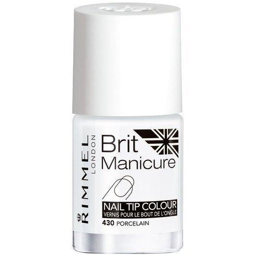 Rimmel London Brit Manicure Nail Colour 430 Porcelain