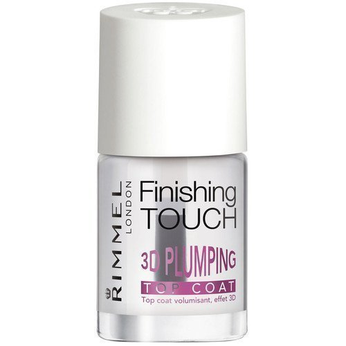 Rimmel London Finishing Touch 3D Plumping Top Coat
