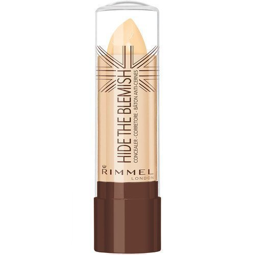 Rimmel London Hide The Blemish Concealer 001 Ivory