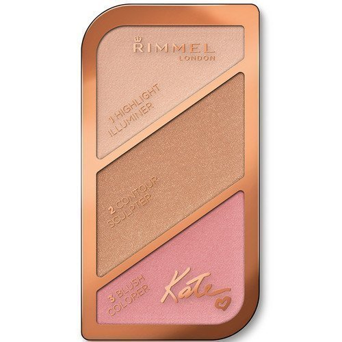 Rimmel London Kate Sculpting Palette 3