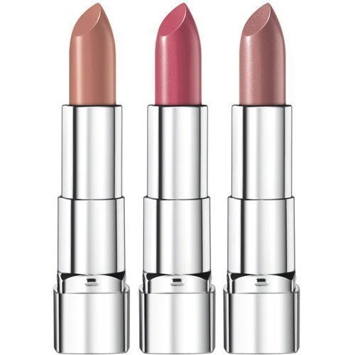 Rimmel London Moisture Renew Lipstick 125 To Nude or Not To Nude?
