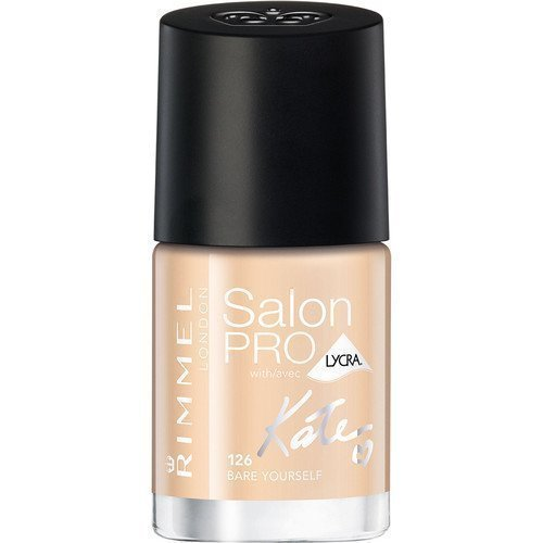 Rimmel London Salon Pro Kate Gel Finish 126 Bare Yourself