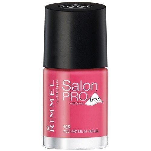 Rimmel London Salon Pro Nail Polish 105 You Had Me At Hello