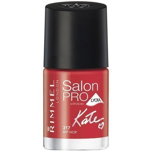Rimmel London Salon Pro Nail Polish 317 Hip Hop