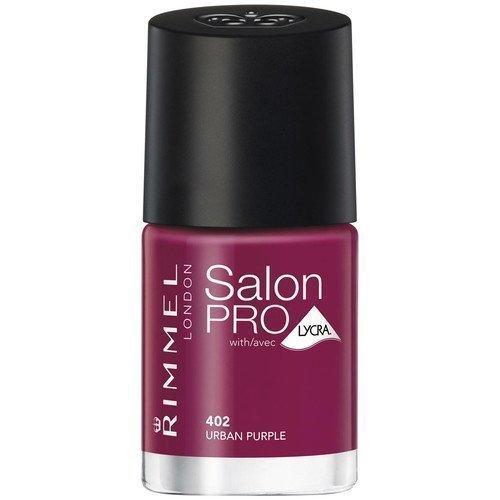 Rimmel London Salon Pro Nail Polish 402 Urban Purple
