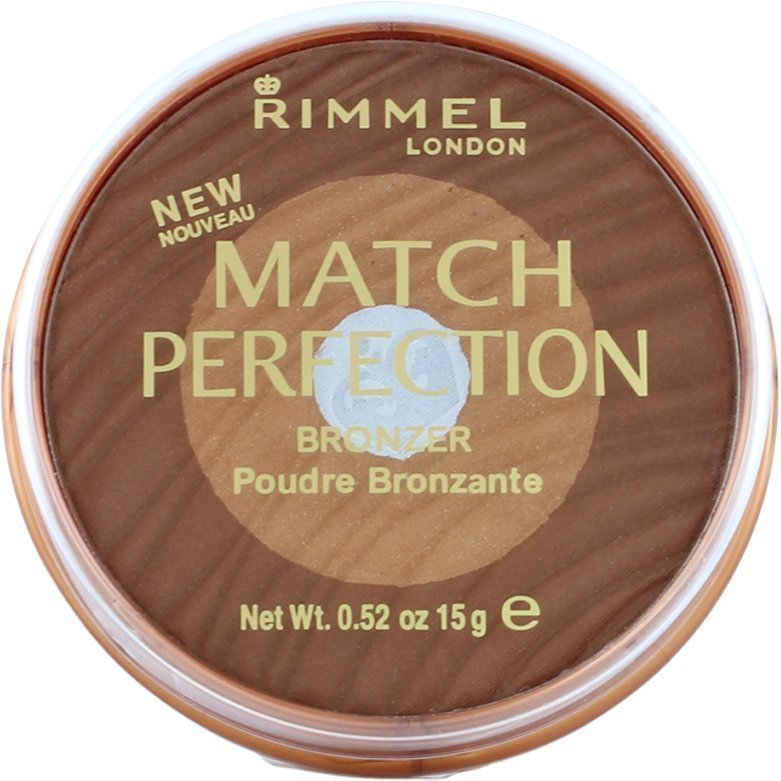 Rimmel Match Perfection Bronzer 003 Medium Dark 15g