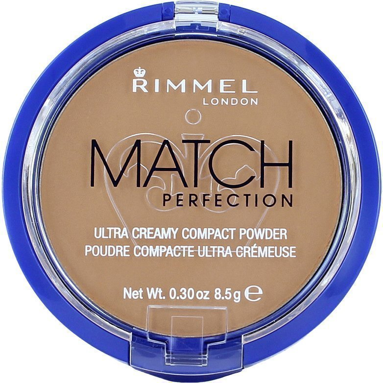 Rimmel Match Perfection Compact Powder 200 Soft Beige 8