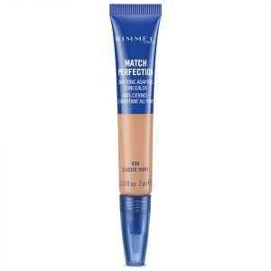 Rimmel Match Perfection Concealer 7 Ml Various Shades Classic Ivory