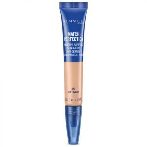 Rimmel Match Perfection Concealer 7 Ml Various Shades Soft Ivory